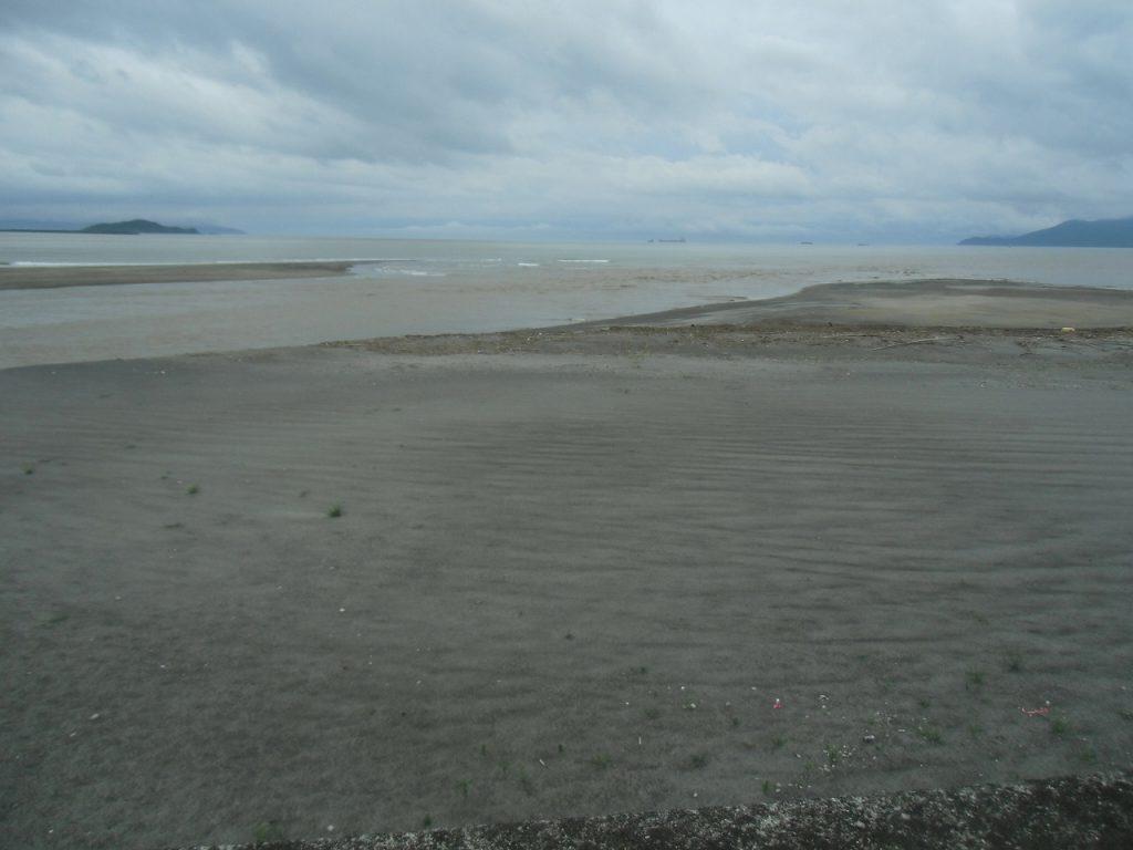 土砂とゴミ
